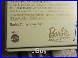 BARBIE SILKSTONE-Platinum Label-CITY SMART-RARE GRAIL-NRFB! -All COAs