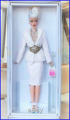 BARBIE SWAROVSKI DEVIL WEARS PRADA TRIBUTE SILKSTONE Fashion Doll Collector BFMC