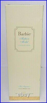 BARBIE TWEED INDEED SILKSTONE Mattel Fashion Model Collection