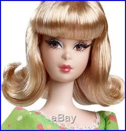BFC NIGHTY BRIGHTS SILKSTONE FRANCIE GIFTSET 2011 Gold Label Barbie V0457 NRFB