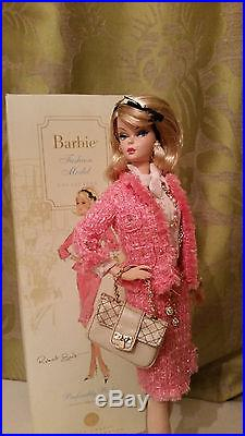 BFMC 2007 Gold Label PREFERABLY PINK Silkstone Barbie doll collector