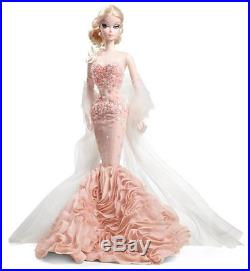 BFMC 2013 Collection Gold Label Beautiful Mint Mermaid Gown Barbie Doll