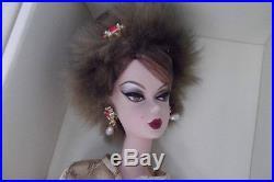 BFMC Fashion Model Collection Gold Label Silkstone Barbie JE NE SAIS QUOI Doll