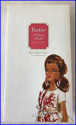 BFMC Gold Label Genuine Silkstone Body Palm Beach Coral Barbie Doll