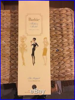 BFMC Silkstone Shopgirl Fashion Model Barbie Doll NRFB Mildew Smell