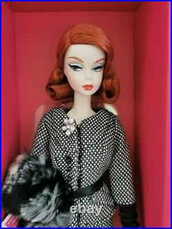 BFMC The Best Look Gift Set Silkstone Barbie Gold Label Doll NRFB