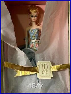 BFMC Tribute 2010 Barbie Doll BRAND NEW NRFB MINT. Lim. Ed. 10,000. Worldwide. Rare