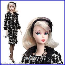 BOUCLE BEAUTY Robert Best 2015 GOLD LABEL BFMC SILKSTONE Barbie CGT25 NRFB