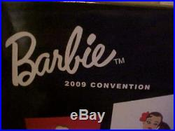 Barbie 2009 Convention 50th Ann. Limited Edition Set, Red, White and Beautiful