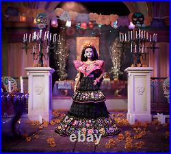 Barbie 2021 Dia De Muertos Doll 11.5-in Free ship! IN HAND