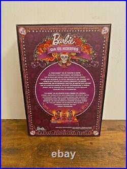 Barbie 2021 Ken Dia De Los Muertos Day of The Dead Doll Mattel FAST SHIPPING