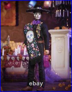 Barbie And Ken Dia De Los Muertos Doll 2021 Day Of The Dead Order Confirmed