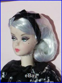 Barbie BOUCLE BEAUTY 2014 Robert Best porcelaine silkstone CGT25 doll Mattel NEW