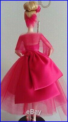 Barbie Center Piece silkstone Madrid Convention 2019 NRFB