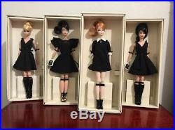 Barbie Classic Black Dress Squad And Convention 2016