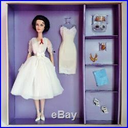 Barbie Classic White Diamonds Elizabeth Taylor Doll Gift Set NIB NRFB Adult
