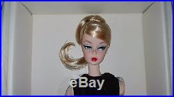 Barbie Classic black dress silkstone Portuguese Convention doll 2016 NRFB Lisbon
