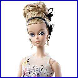 Barbie Collection Classic Cocktail Dress Silkstone Doll NRFB