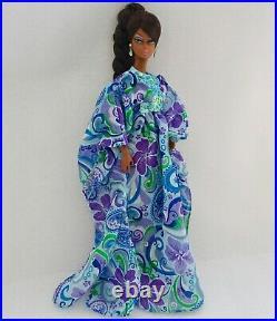 Barbie Collector 2010 Silkstone BFMC Palm Beach Breeze Kaftan and Shorts