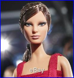 Barbie Collector Herve Leger by Max Azria Doll Gold Label 2013 X8249 NEW