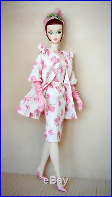 Barbie Collector Luncheon Ensemble-silkstone-gold Label Collection-fashion Model