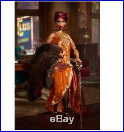 Barbie Collector Madam Lavinia Gold Label Harlem Theatre #2 Dgw46 Nu