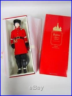 Barbie Collector's Doll Fashion Model Nicolai Silkstone Body 1/ 4000 Gold Label