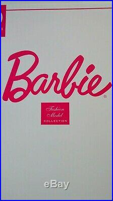 Barbie Convention 2019 African American SILKSTONE Doll 60th Anniversary BFMC