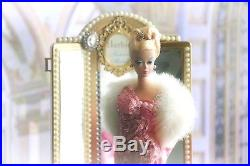 Barbie Convention BFMC Silkstone HOLLYWOOD VANITY Diorama Fashion Doll Collector
