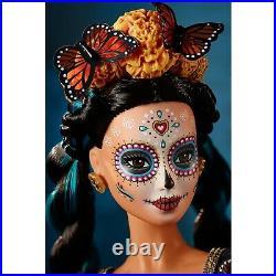 Barbie Dia De Los Muertos Day of the Dead Doll 2019 Mattel- BRAND NEW IN BOX