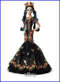 Barbie Dia De Los Muertos Doll 2019 Day Of The Dead Original Ships Now