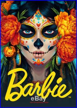 Barbie Dia De Los Muertos Doll 2019 Day of The Dead Barbie PREORDER HOT DOLL