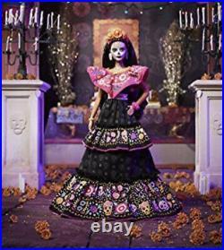 Barbie Dia De Los Muertos Doll 2021 Day Of The Dead Pre-sale. Free Shipping