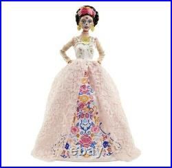 Barbie Dia De Los Muertos Doll Day of The Dead 2020 Pink Doll IN HAND Ships ASAP
