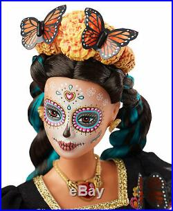 Barbie Dia de Muertos Doll FXD52 NIB