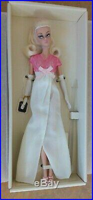 Barbie Doll 2016 National US Convention Silkstone Platinum Mattel NRFB