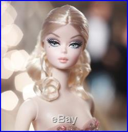 Barbie Doll MERMAID GOWN Adult COLLECTOR GOLD LABEL Fashion Model SILKSTONE