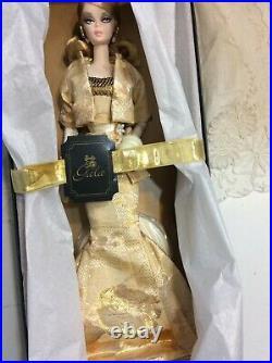 Barbie Doll National Convention 2009 Golden Gala silkstone