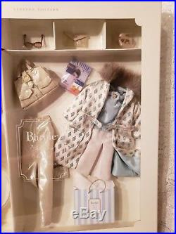 Barbie Doll Silkstone Fashion Model Collection Continental Holiday Gift Set