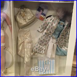 Barbie Doll Silkstone Fashion Model Collection Continental Holiday Gift Set 2001