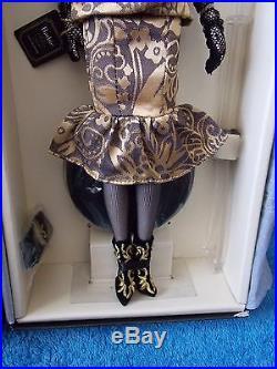 Barbie Doll Silkstone Luciana NRFB