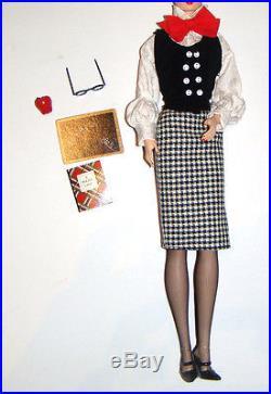 Barbie Doll Sized Silkstone Fashion Teacher Outfit For Barbie Dolls sn02