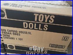 Barbie Dream House 1962 Vintage Reproduction & Barbie FND44 Mint In Shipper
