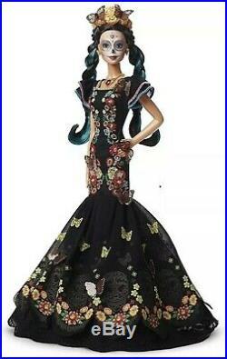 Barbie El Dia De Los Muertos Mexican Doll First Ever Day Of The Dead Pre-order