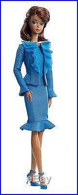 Barbie Fashion Model Collection African American Silkstone Doll City Chic Suit