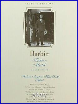 Barbie Fashion Model Collection BFMC Fashion Insider Ken Giftset NRFB
