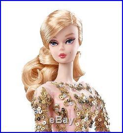 Barbie Fashion Model Collection, Blush & Gold Cocktail Dress