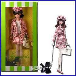 Barbie Fashion Model Collection Check, Please! Francie Silkstone Doll BFMC
