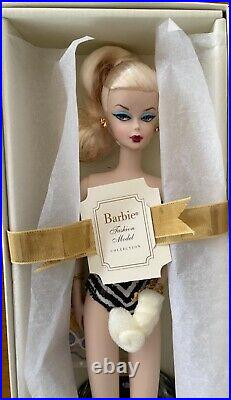 Barbie Fashion Model Collection Debut Barbie Doll Silkstone Body NIB/NRFB N5006
