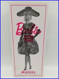 Barbie Fashion Model Collection Elegant Rose Cocktail Dress Silkstone Body FJH77
